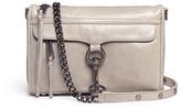 Rebecca Minkoff 'M.A.C.' mini leather crossbody bag