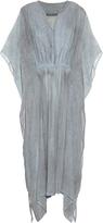 Raquel Allegra Rainwash tie-dye silk-chiffon dress