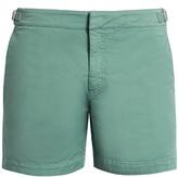 Orlebar Brown Bulldog Cotton-blend Twill Shorts