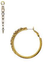 Sorrelli Crystal Hoop Earrings