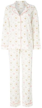 BedHead Paris Long Sleeve Pyjama Set