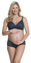 Cake Lingerie Plunge Maternity Nursing Fig Mousse Non-wire Padded Bra