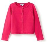 Jacadi Girls' Raglan Sleeve Cardigan - Sizes 3-6