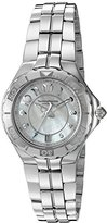 Technomarine Women's TM-715007 Sea Pearl Analog Display Swiss Quartz Silver Watch