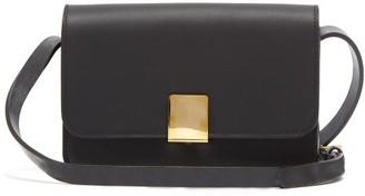 Ferian - Penzance Leather Cross-body Bag - Womens - Black