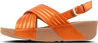 FitFlop Lulu Padded Back-Strap Sandals