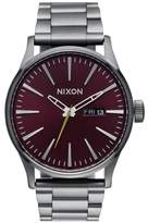 Nixon Sentry Bracelet Watch, 42mm