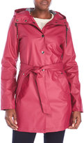 Laundry by Design Belted Raincoat