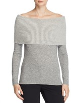 Theory Afina Off-The-Shoulder Sweater - 100% Bloomingdale's Exclusive