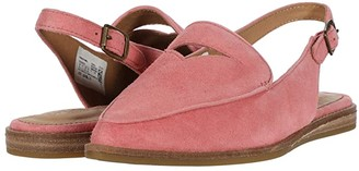 Sperry Saybrook Slingback Suede (Ivory) Women's Shoes