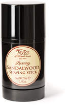 Taylor of Old Bond Street Sandalwood Shave Stick by 75ml Stick)