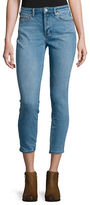 Free People Five-Pocket Skinny Jeans