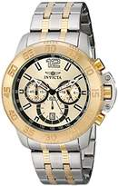 Invicta Men's 17449 Specialty Analog Display Japanese Quartz Two Tone Watch