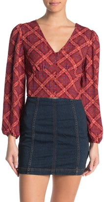 Cotton On Maddie Button-Up Blouse