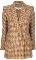 Giorgio Armani Vintage Patterned skirt suit