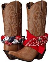 Durango Crush 12 w/ Bandanas Women's Boots