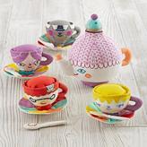 Party Guests Tea Set