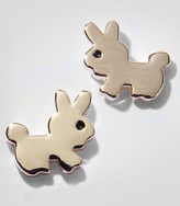 Fred Flare Cotton Tail Stud Earrings