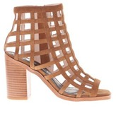 Sole Society Diana Boot Caged Peep Toe Bootie