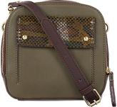 Accessorize Abby Snake Flap Camera Bag