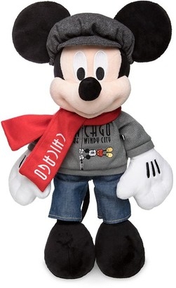 Disney Mickey Mouse Plush Chicago 11 1/2''