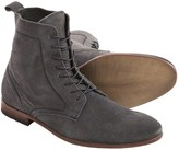 H By Hudson Songsmith Lace-Up Boots - Suede (For Men)