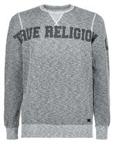 True Religion Logo Print Sweatshirt