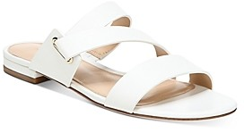 Via Spiga Women's Cadell Slip On Strappy Sandals