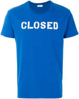 Closed branded T-shirt
