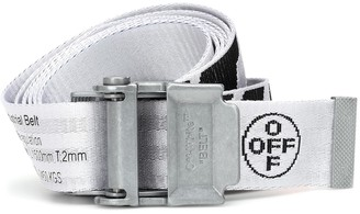 Off-White Exclusive to Mytheresa Industrial 2.0 belt