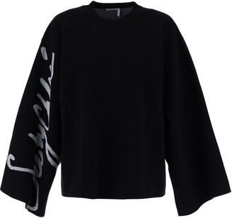 See by Chloe Sweatshirt With Maxi Sleeves