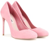 Miu Miu Suede Pumps