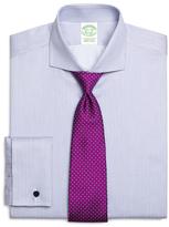 Brooks Brothers Slim Fit Multistripe French Cuff Dress Shirt