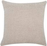 M&Co Chunky chenille cushion