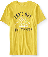 Let's Get In Tents Graphic T