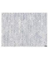 Chilewich Blue Mosaic Placemat