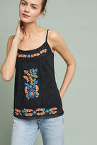 Meadow Rue Laney Embroidered Cami