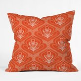 Deny Designs Hadley Hutton Coral Sea Collection 3 Throw Pillow, 16 x 16