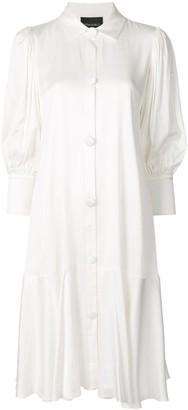 Cynthia Rowley Darlene shirt dress