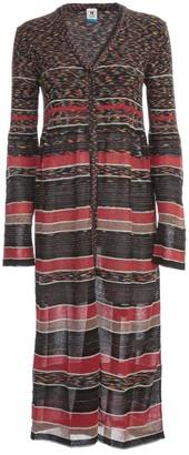 M Missoni Cardigan Lurex W/stripes