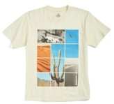 Kid Dangerous Boy's Desert Graphic T-Shirt