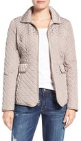 MICHAEL Michael Kors Women's Diamond Quilted Jacket