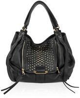 Kooba Jonnie Studded Leather Tote