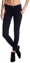 Genetic Los Angeles Crawford Floral Patch Skinny Jeans