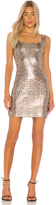 L'Agence Auden Sequin Dress
