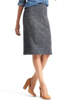 Gap Sweater pencil skirt
