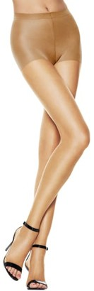 Hanes Silk Reflections Control Top Toeless Pantyhose
