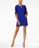 Jessica Howard Petite Keyhole Shift Dress