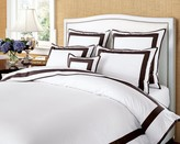 Williams-Sonoma Percale Border Bedding