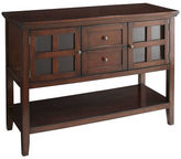 Pier 1 Imports Ronan Tobacco Brown Small Buffet
